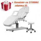 Kosmetické lehátko A-210 + Kosmetická židle(taburet)  AM-303